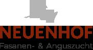 Neuenhof Landwirt Michael Horst - Logo